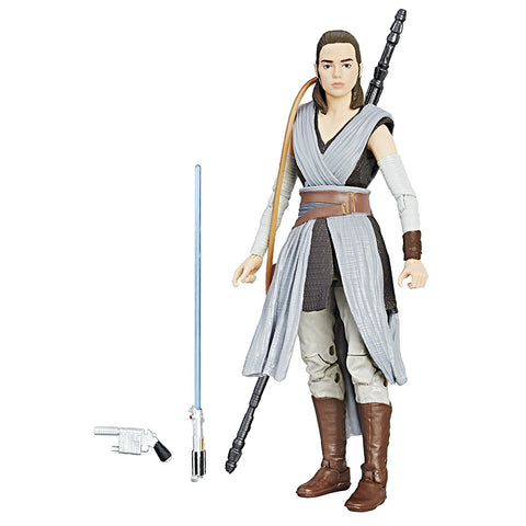 Star Wars Black Series - Rey (Jedi Training) 6-Inch Figure