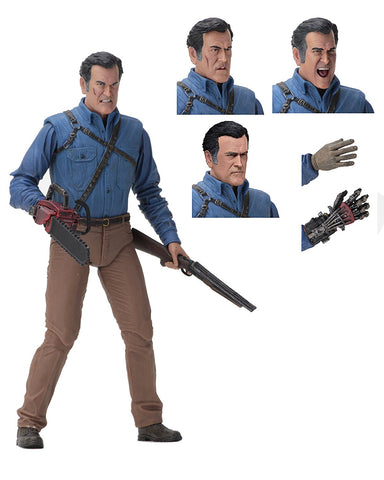 "Ultimate Ash Vs Evil Dead 7"" Action Figure"