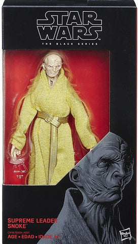 Star Wars Black Series - Snoke (new)