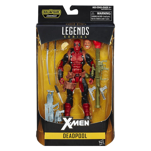Marvel Legends - 2016 version Deadpool 6""