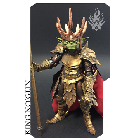 Mythic Legions - King No'Glin
