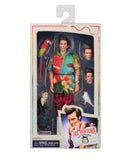 In Stock! NECA Ace Ventura Pet Detective Clothed Figure