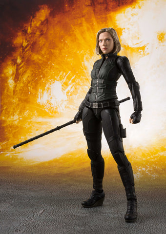 SHFiguarts Black Widow