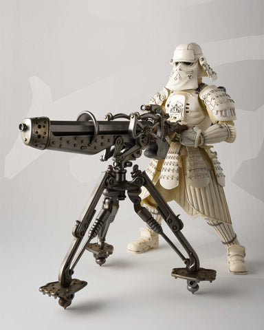 "PRE-ORDER - Bandai Movie Realization SNOW TROOPER - ""Star Wars"" Kanreichi Ashigaru"