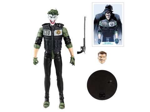 McFarlane Toys Batman: White Knight DC Multiverse The Joker