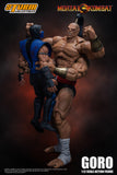 "Goro ""Mortal Kombat"" Storm Collectibles 1:12 Action Figure"