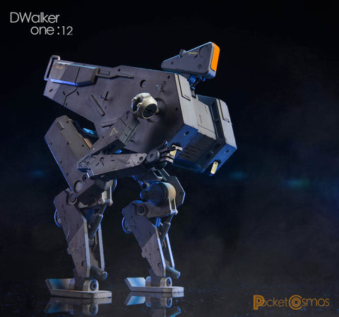 Pre-Order - PC Toys PC001 - 1/12 Scale Pocket Cosmos D Walker ($109.95)
