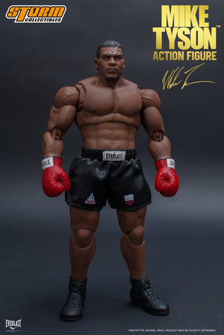 "In Stock! Mike Tyson Storm Collectables 7"" Scale Action Figure"