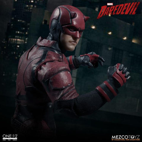 In Stock! Mezco One:12 Collective Netflix Daredevil
