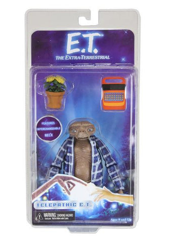 Telepathic E.T. – NECA 7″ Scale Action Figure