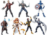 Marvel Legends Guardians of the Galaxy Vol2 (Full 7 Figure Set)
