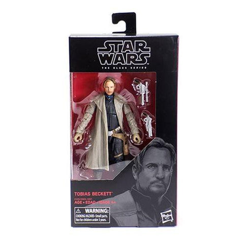 Black Series Tobias Beckett 6-Inch Figure