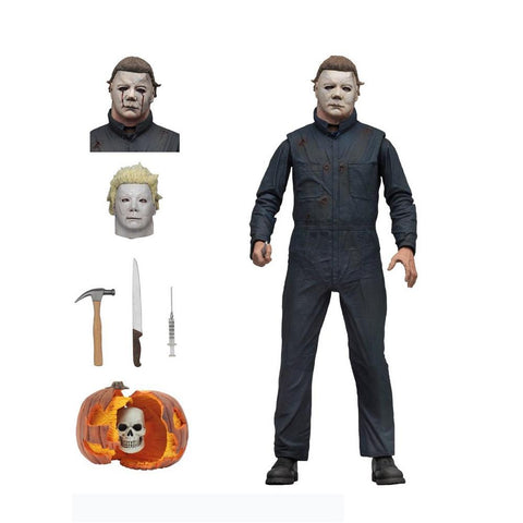 Neca Halloween II Ultimate Michael Myers Figure