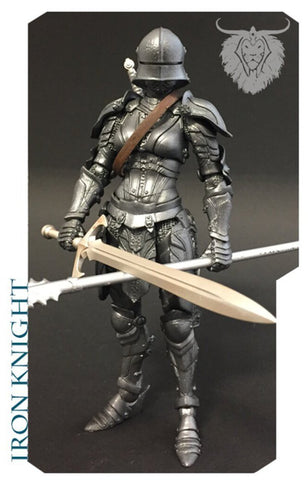 Mythic Legions - Iron Knight Legion Builder