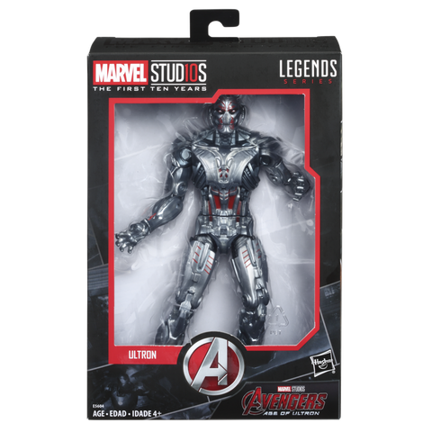 In Stock! Marvel Legends Ultron 6-Inch Figure