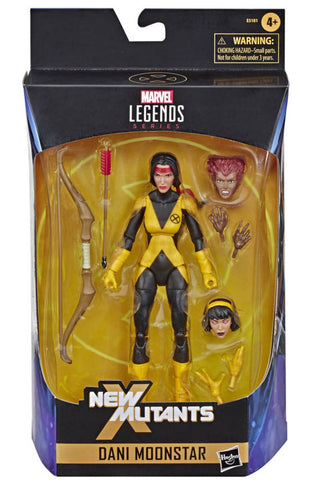 Pre-Order - Marvel Legends Dani Moonstar