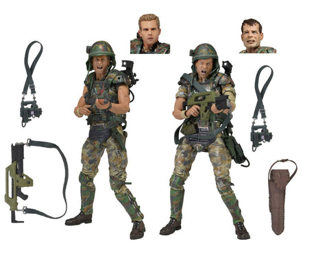 Aliens 30th Anniversary – Colonial Marines 2-Pack