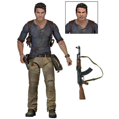 "NECA Ultimate Nathan Drake 7"" Figure"