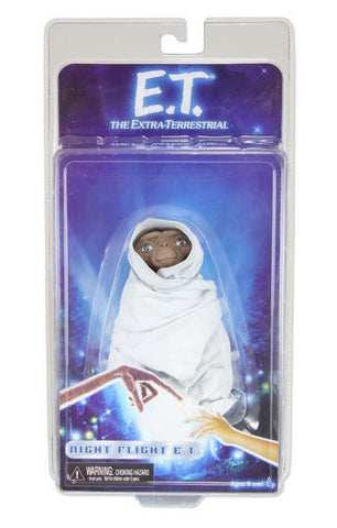 Night Flight E.T. – NECA 7″ Scale Action Figure