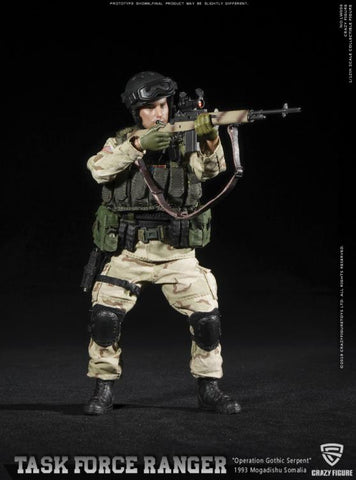 Task Force Ranger M14 Sniper (Operation Gothic Serpent) 1/12 Scale Figure LW006