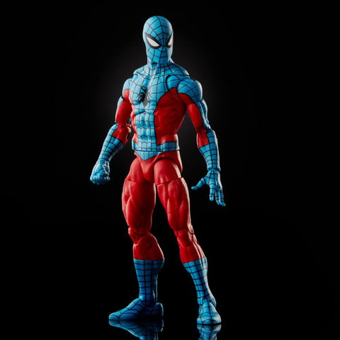 Pre-Order - Marvel Legends Spiderman Retro Collection Web-Man 6-Inch Figure