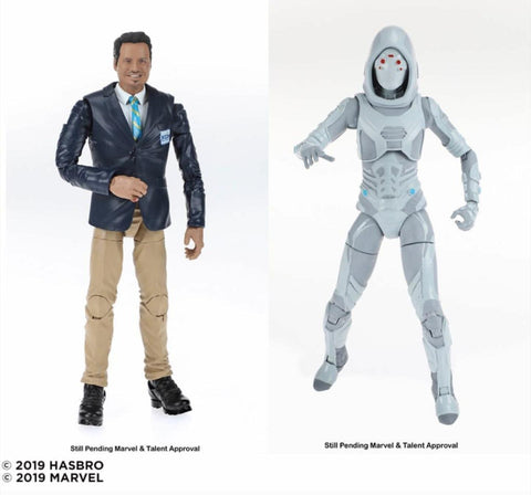 Ships July! Marvel Legends 80th Anniversary Ghost & Luis 6-Inch Action Figure Set