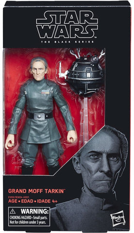 "Black Series 6"" Grand Moff Tarkin"
