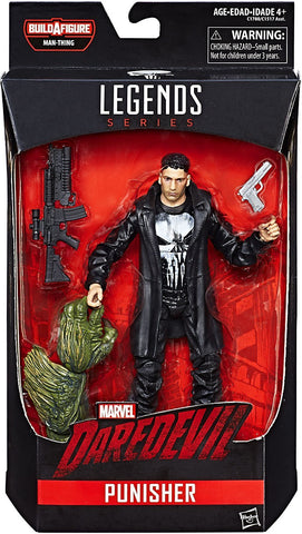 "Marvel Legends - Netflix Punisher 6"" Figure"