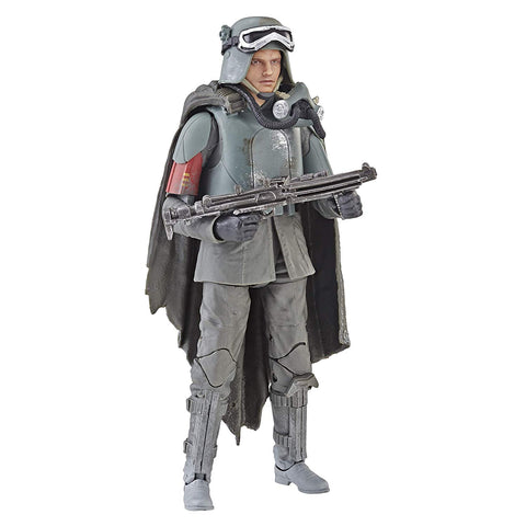 "In Stock 12/6 - Star Wars Black Series Han Solo (Mimban) Mudtrooper 6"" Figure"