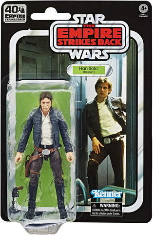 Black Series 40th ESB Bespin Han Solo 6-Inch Figure