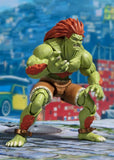 "SH Figuarts Street Fighter BLANKA 6"" Figure"