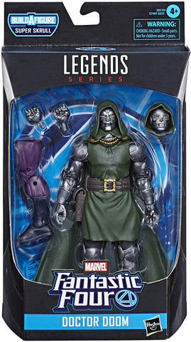 "Marvel Legends Dr Doom 6"" Figure"