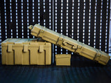 Pre-Order - PCToys (TAN COLOR) 1/12 Weapon Boxes Accessory Set ($24.95)