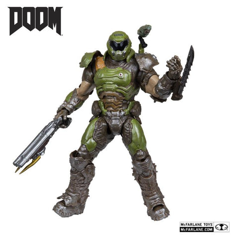 In Stock! McFarlane Toys Doom Slayer Figure
