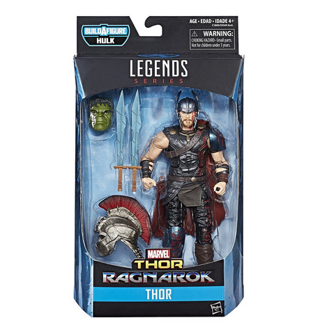 In Stock - Marvel Legends Thor Ragnarok - Thor 6-Inch Figure