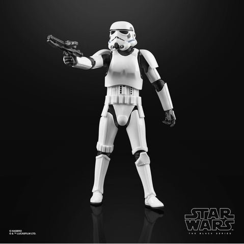 Shipping Soon - Star Wars Black Series Imperial Stormtrooper 6-Inch Figure