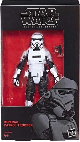 Star Wars Black Series Patrol Trooper 6-Inch Figure