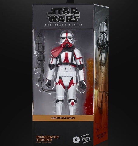 Pre-Order - Star Wars Black Series Incinerator Trooper