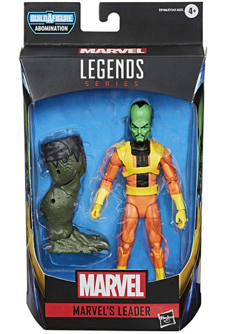 "Marvel Legends Leader 6"" Figure"
