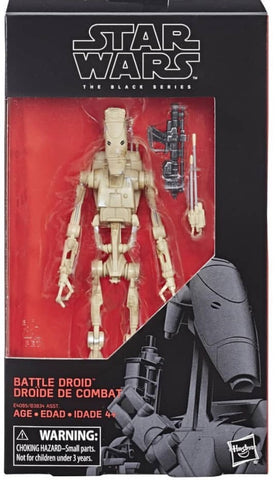 Star Wars Black Series Battle Droid 6-inch Figure