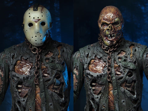 "Pre-Order - NECA Ultimate Part 7 (New Blood) Jason 7"" Figure"