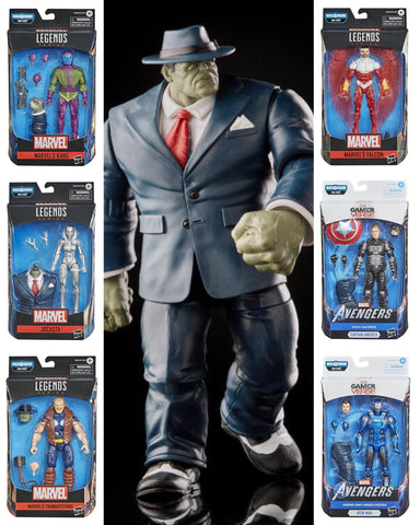 Shipping next week - Marvel Legends Avengers Mr Fixit (6 Figure Wave)