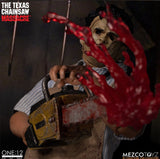 Pre-Order - Mezco One:12 Leatherface Deluxe 6-Inch Figure