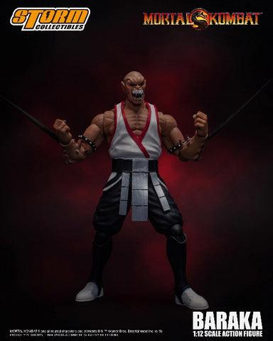Pre-Order - Storm Collectables BARAKA Mortal Kombat Figure