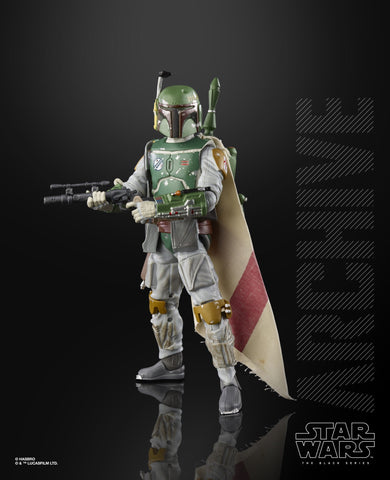 Pre-Order - Star Wars Black Series Archive BOBA FETT