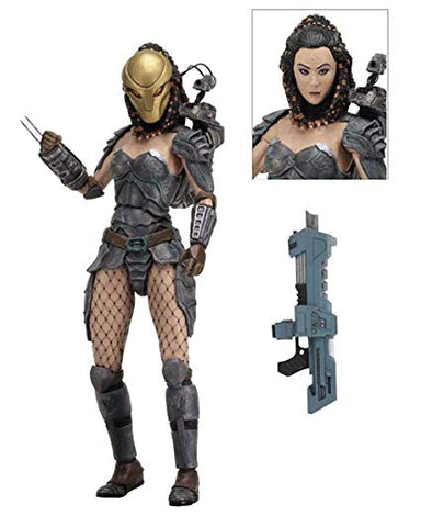NECA Predator Series - Machiko Figure