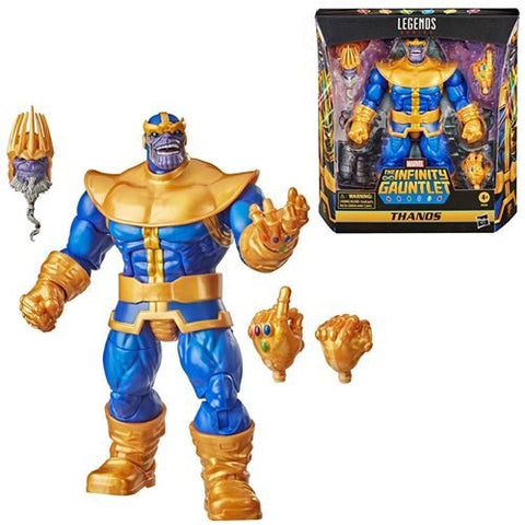 Pre-Order - Marvel Legends Thanos Comicbook Version