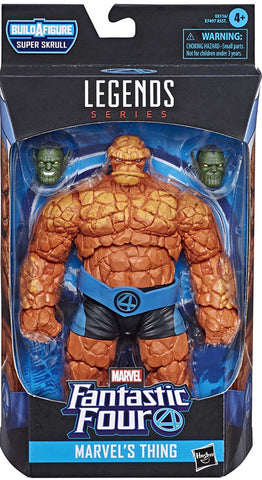 Marvel Legends The Thing Figure