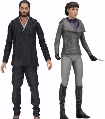 In stock! Blade Runner Wallace & Luv (2 Figure Set)