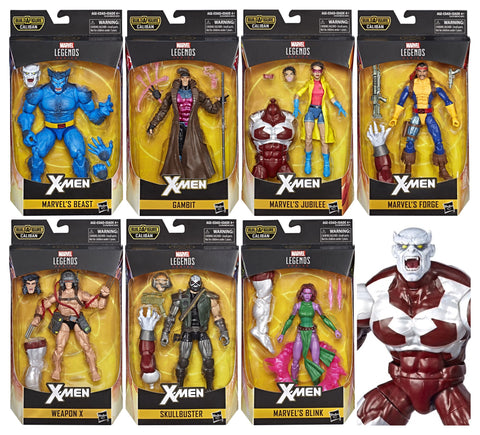 Marvel Legends X-Men 2019 Wave